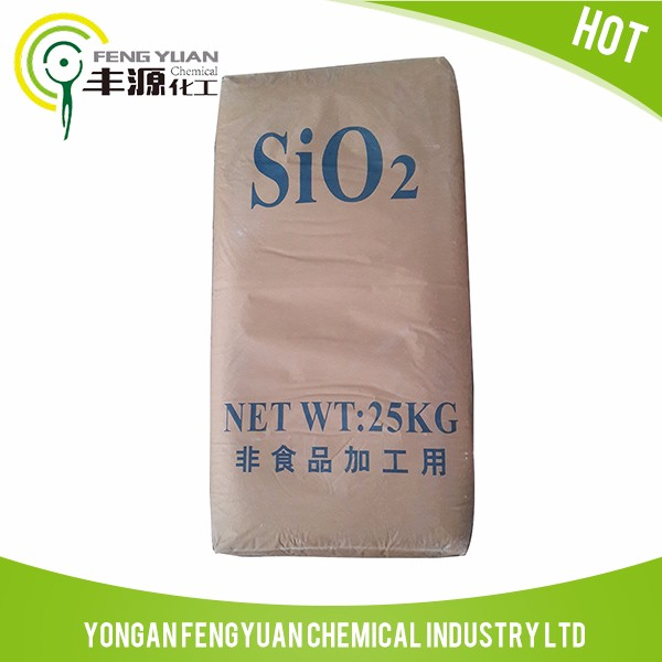 Wholesale Better Dispersion Rice Husk Ash Silica India