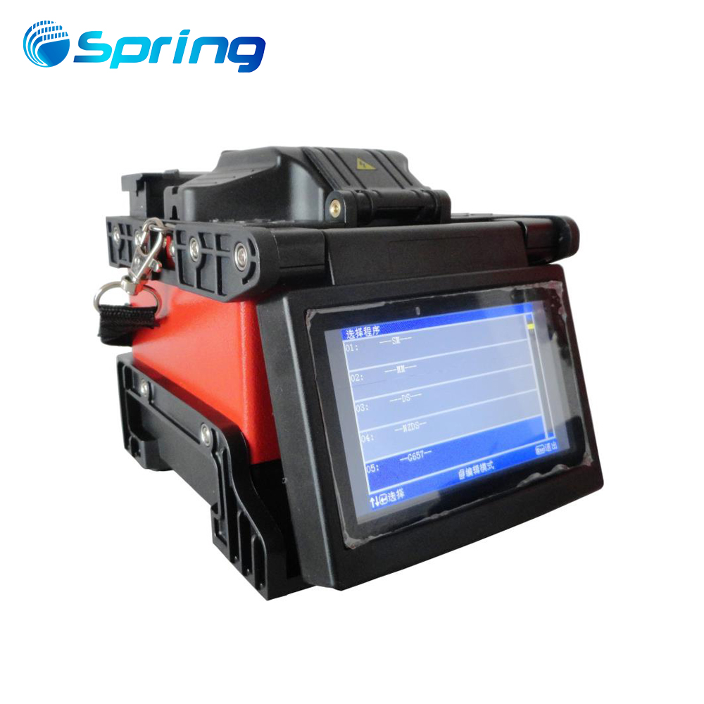 Mini FTTx DVP-740 Fiber Optic Fusion Splicer/Splicing Machine
