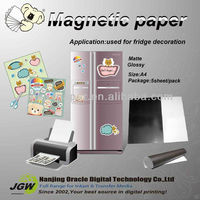 A4 Magnetic Photo Paper ,640gsm,fridge magnets photo paper