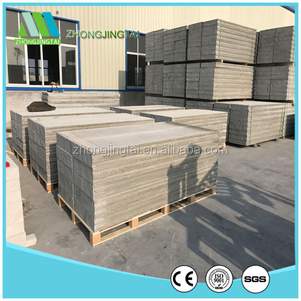 Prefabricated Sandwich Panel/insulation polyurethane wall panel