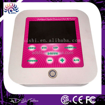 Cosmetic Tattoo Semi Permanent Makeup Machine for makeup