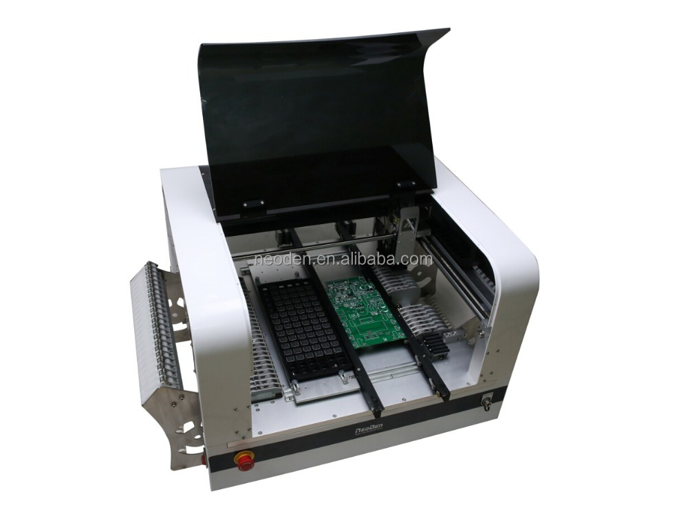 Automatic desktop pick and place machine-NeoDen4 benchtop smt machine ,one stop smt equipment supplier,PCB prototype