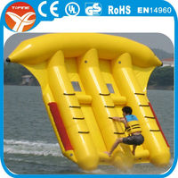 inflatable flying fish banana boat for sale