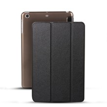 3 Folder Stand PU Case 10 Colors Available Ultrathin Smart Case For iPad Air