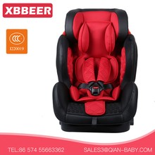 unique baby care chair adjustable safety baby car leather seat