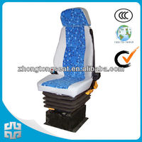 air suspension driver seat