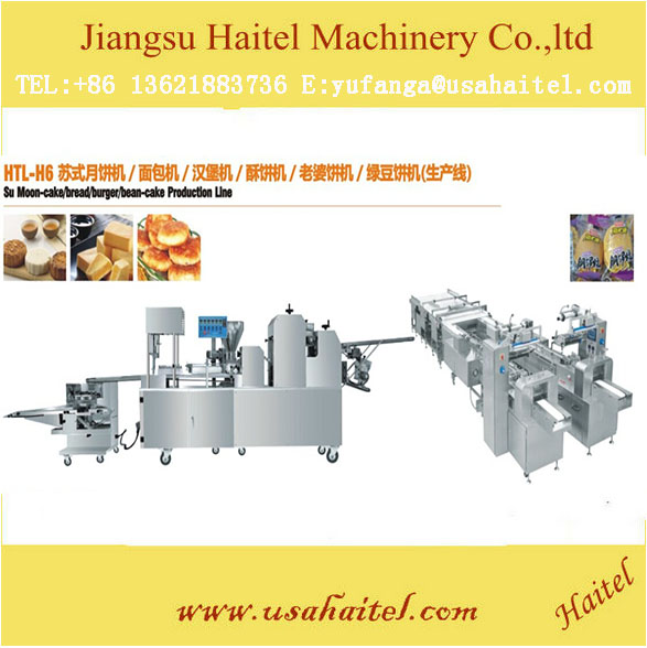 Automatic Bread production line process Arabic bread processing line for sale