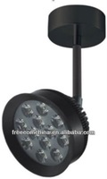 black halogen led spotlight fixtures