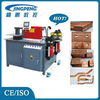 Multifunction Cnc Busbar Cutting Punching Bending
