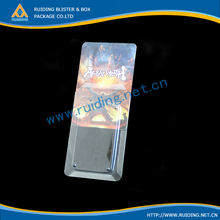 rubber coating case packaging boxes with blister