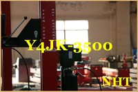 Y4JK-3500 Four Post Parking Lift for Two Vehicles 3.5tons hydraulic car lift for service station ce