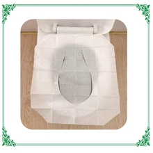 Waterproof function Disposable hygienic toilet seat cover
