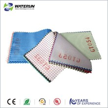 lint free polyester cleanroom esd conductive fabric/antistatic fabric factory