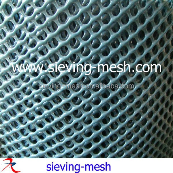 Corrosion-resisting plastic grass protection mesh, heavy duty grass reinforcement mesh