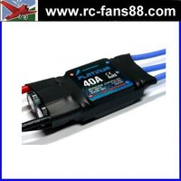 HOBBYWING Platinum 40A Pro Brushless ESC for RC Helicopter / rc Airplane