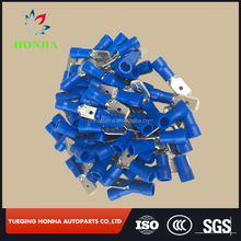AUTOMOTIVE WIRE HARNESS CONNECTOR PVC TERMINAL 16GUANG -18GUANG INSULATED SPADE TERMINALS
