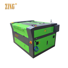 Zing High Quality 60W 80W Laser Engraving Printing On Glass Machine