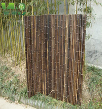 WY T-001 2017 bamboo screen fence with design