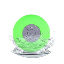 New Model Professiona System Silicone Material Mushroom Shape Small Round Waterproof Bluetooth Speaker