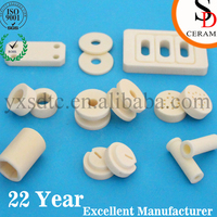 Al2O3 Ceramic Manufacturer Presion Plastic Injection