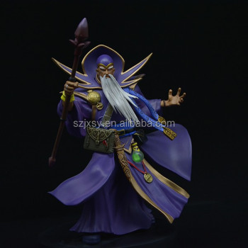 Custom Plastic Figurine Maker Popular Game Model