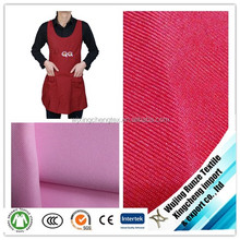 Polyester gabardine twill fabrics 2/2 for uniform ,high density gabardine uniform fabric