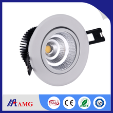 Top Quality Circular Stage Decorative Light CRI80 PF>0.9 Super Bright Led Working Light 15W 95-265V AC