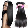 xblhair new sale virgin brazilian straight human hair bundles black hair extensions