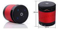 Remote Wireless Control Mini Bluetooth Speaker With Strong Transmission