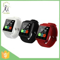 2016 super hot for ios and android whosale price interesting gift Big Promotion bluetooth wrist Smart Watch U8