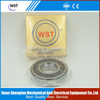 6202rs coated bearing used in machine equipment from China