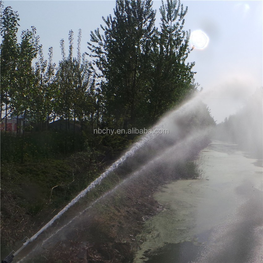 Water Reel Irrigation Equipment with Rain Gun/ big irrigation rain gun for agriculture/ whatsapp: 0086-13486683834