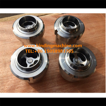 Sanitary stainless steel spring loaded Check Valve for food grade