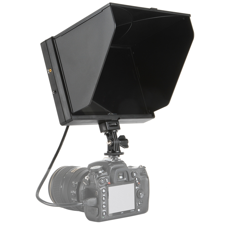 DC-90 HD 1920P 8.9 inch 4K LCD monitor AV input for camcorder camera