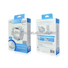 New arrival 3in1 for wii u pro controller/gamepad,for wii u accessories