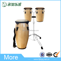 China supplier inflatable conga drums decoration