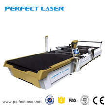 automatic fabric sample cutting machine with vibrating tools
