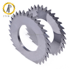 Tungsten carbide PCB v cut blade