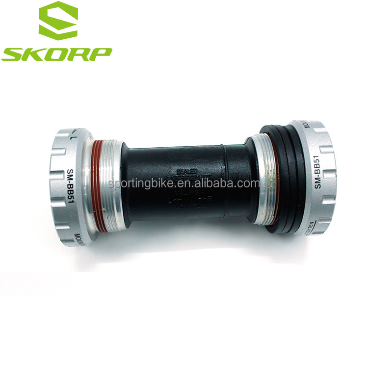 BB51 BB Sets Mountain Bicycle Parts Bottom Bracket High Quality Bike Parts