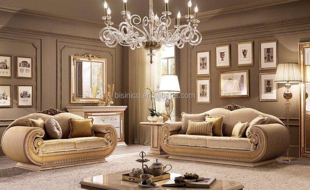 Italian Special Design Stainless Steel And Upholstery Combined Leisure Sofa