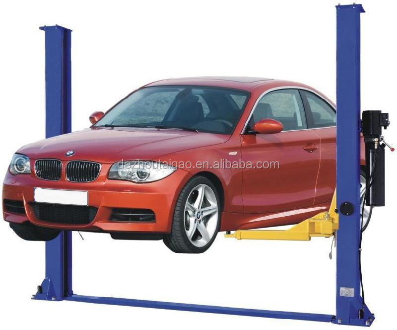 Sale Portable Scissor Car Lift 2018 High Quality Movable 2 Two Post Hydraulic Car Lift