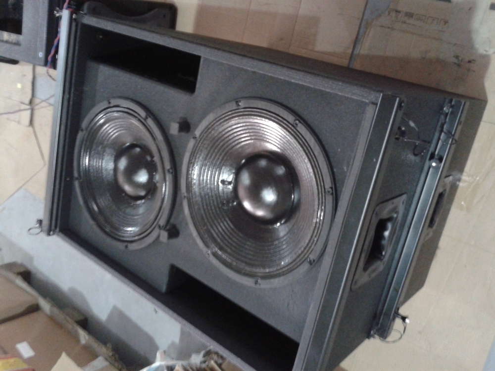 outdoor professional 1000w subwoofer 12'' touring speaker spe audio