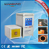 High quality KX-5188A50 50kw high frequency induction heating gold melting furnace