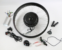 Electric Bike Kit Fat tire With Brushless Wheel Hub Motor 48V 1000W For Sale