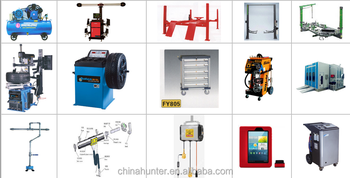 Full set Car Repair Equipment HOTON helps you become distributor