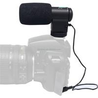 MIC-109 28cm DV MIC-109 External Directional Stereo Microphone for canon 7D 1100D 5D 550D 600D