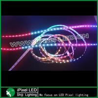 addressable individually control pixel rgb led strip ws2812b