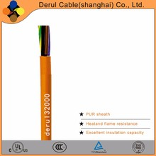 Flexible cable wire electrical 10mm copper cable price per meter with high strength