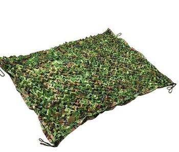 Military Camouflage Hunting Blind Net Outdoor Hunting Camping Military Camouflage Sun Shelter Net Blinds Tarp Car-covers Tent