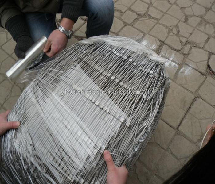 YT-Stainless Steel 316 1x7 7x7 Rope Mesh For Balustrade Infill
